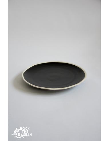 Lot of 6 - Flat plates large size