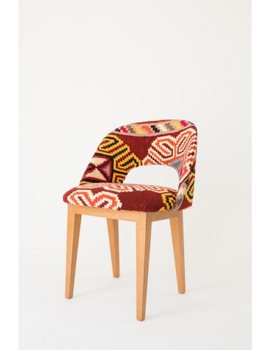Ronde Chair Kilim - Unique piece