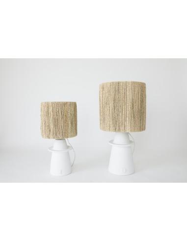 N ° 1 Ceramic Lamp_ Large size