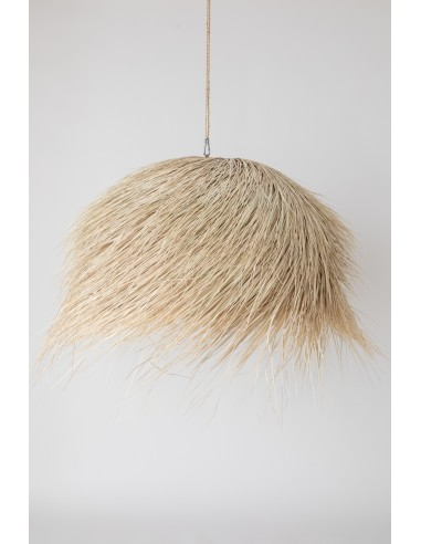 Demie-boule palm tree Pendant Lamp